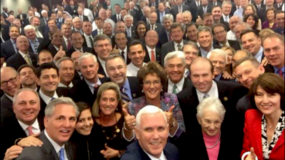 Photo of The 115th Congress Not a Model for Diversity