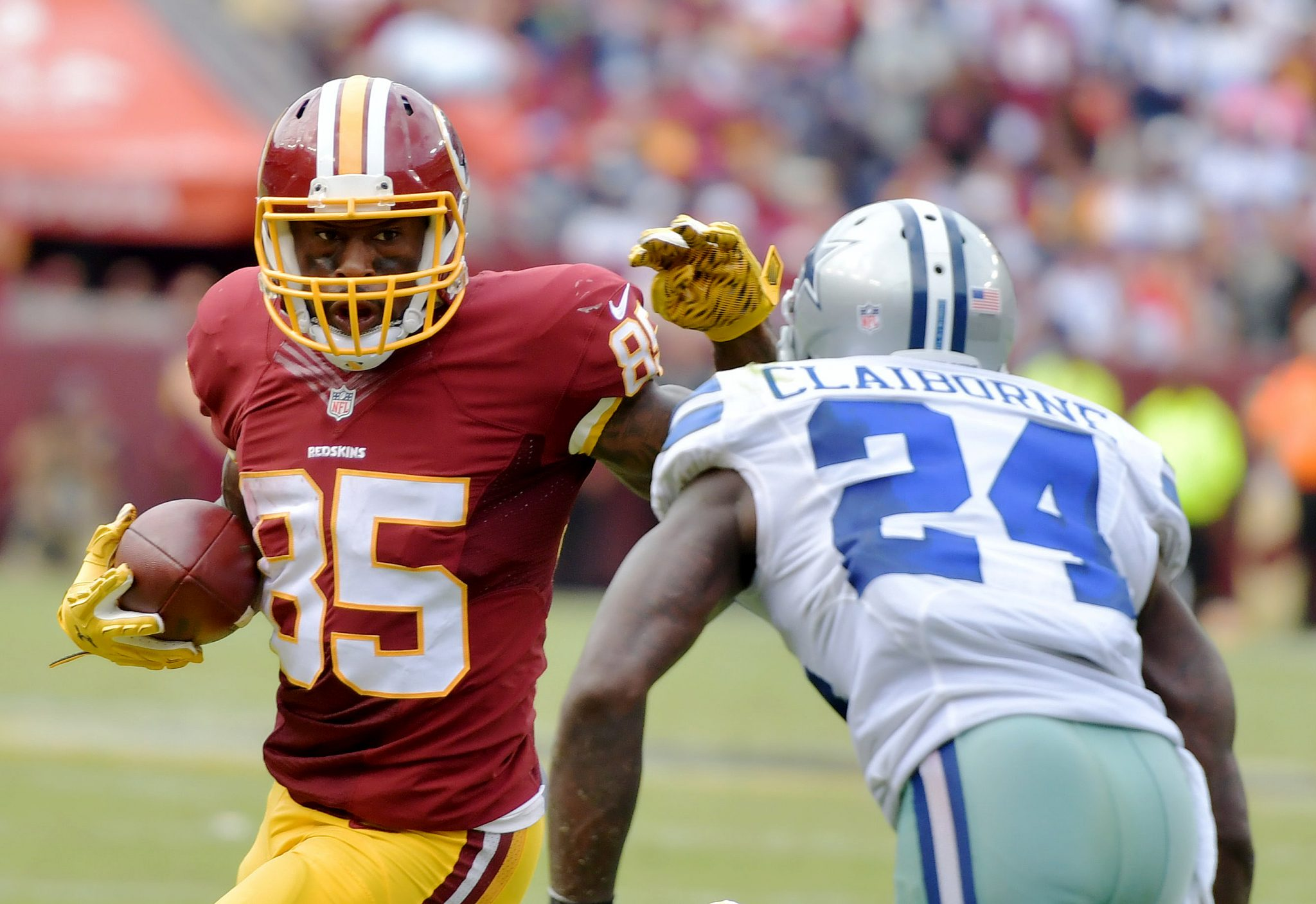 Photo of Redskins Toppled by Archenemy Cowboys