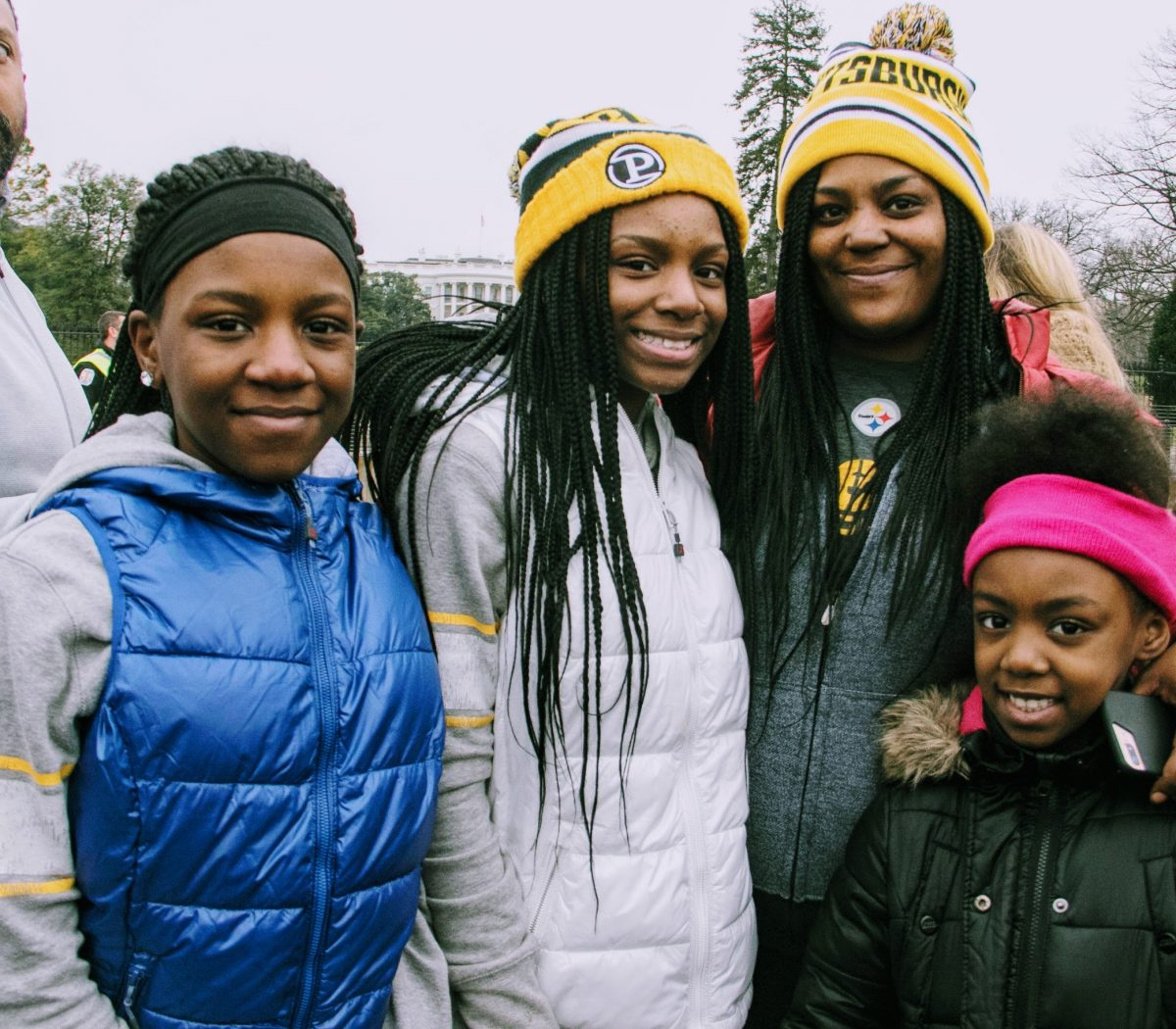Over one million women converged on downtown DC on January 21, and over 5 million marched worldwide, to make their voices heard for equal rights. /Photo by Shevry Lassiter