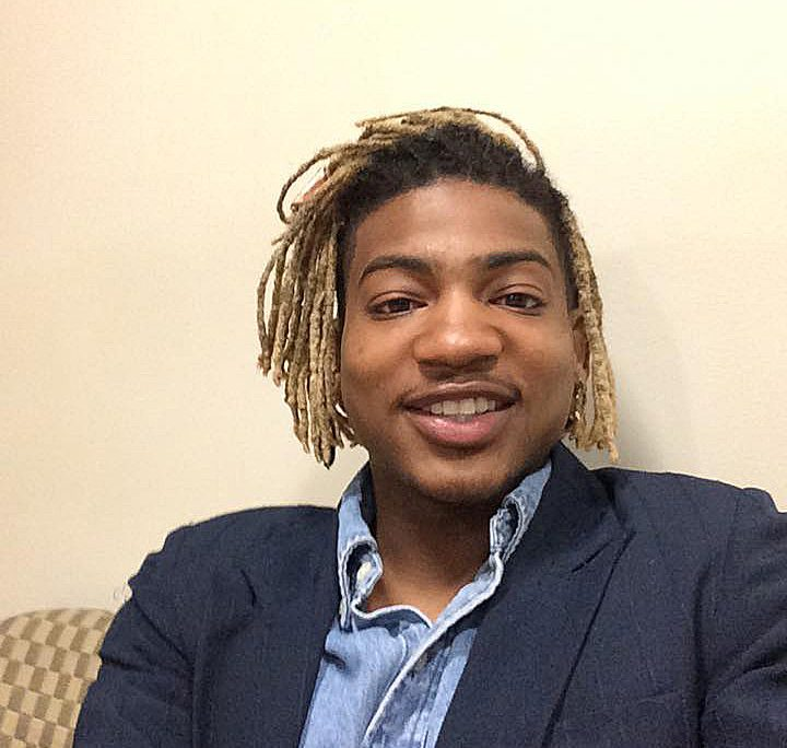 Travis Smith, Washington, D.C. — We should restructure our government, our police force and bring [police brutality] to people's attention because some people think it's fake or exaggerated, and it's really not. People don't stand for anything unless it's knocking on their door. … We all need to stand together no matter what race or color you are.