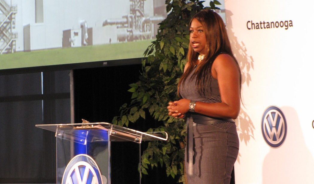 Photo of VW Supplier Diversity Works for All