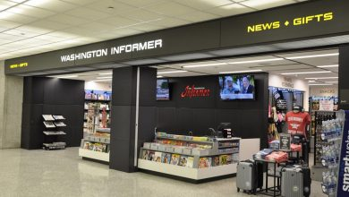 Photo of Informer Store at Dulles Nominated by USA Today Readers as Nation's Best