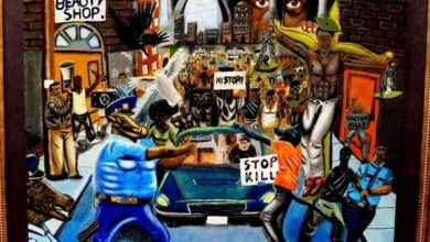 Photo of Fox News Host, St. Louis Police Group Blast Teen's Artwork in U.S. Capitol