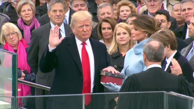Photo of Trump Sworn In — Now What?
