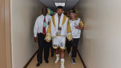 Photo of MAYWEATHER BOXING RETURNS TO THE D.C. ARMORY