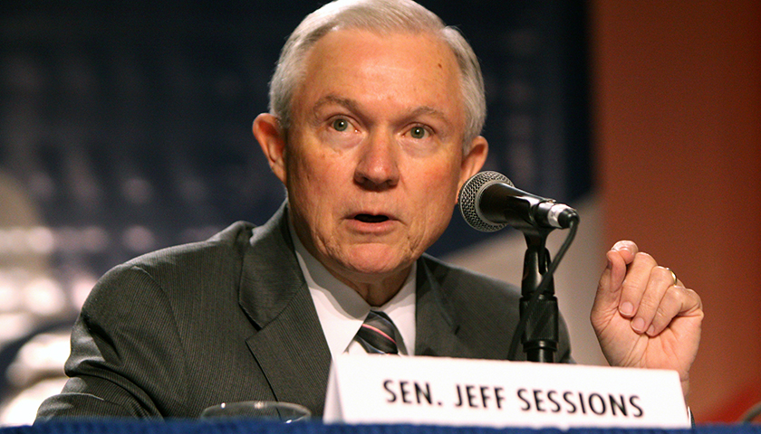 Photo of Jeff Sessions Seeks to Revive War on Drugs
