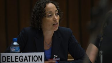 Photo of Catherine Lhamon Elected Chair of U.S. Commission on Civil Rights