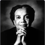 Photo of Marian Wright Edelman