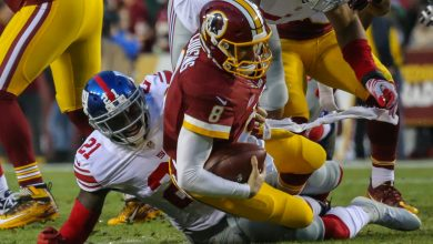 Photo of Redskins' Season Ends With Bitter 19-10 Loss to Giants