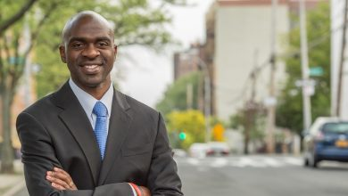 Photo of Endorsements Pour In for DNC Hopeful Michael Blake