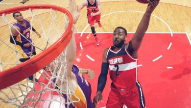 Photo of Wizards Fend Off Lakers for 16th Straight Home Win