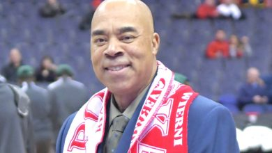 Photo of Washington Bullets Great Phil Chenier Talks Black History