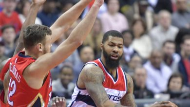 Photo of Wiz Clamp Down on Davis, Pelicans, Win 17th Straight at Home