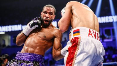 Photo of D.C.'s Lamont Peterson Edges David Avanesyan to Become Two-Division Champion
