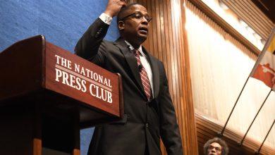 Photo of West, Shabazz Debate State of Black Community Under Trump Presidency