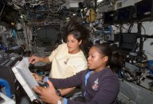 Photo of Passion for Math, Science Lead to Outer Space