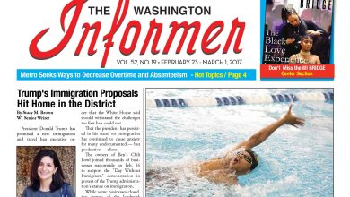Photo of Informer Issue, February 23, 2017