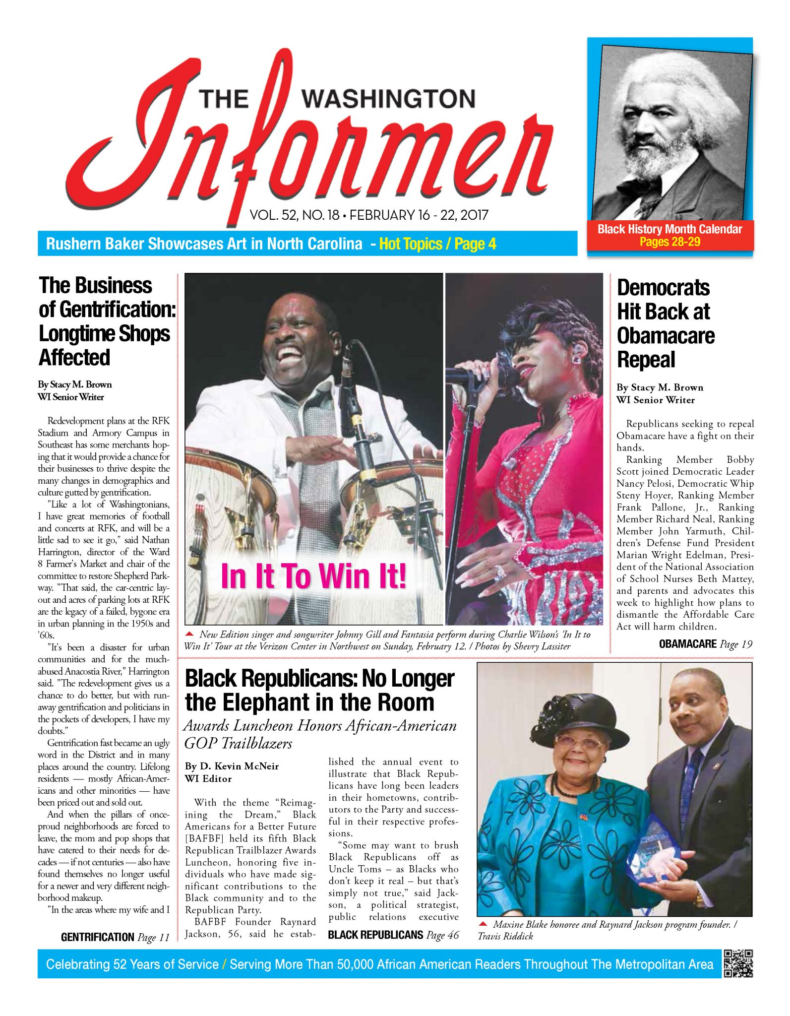 Informer 2-16-17 Edition