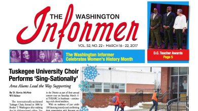 Photo of Informer Issue, March 16, 2017