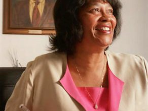 Photo of Lenora 'Doll' Carter Enshrined in NNPA Hall of Fame
