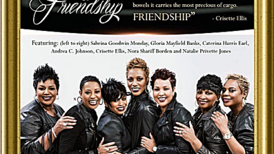 Photo of Seven Black Women Turn Friendship Into a Book