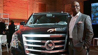 Photo of Martin Davis Still Lighting Up GM Vehicles