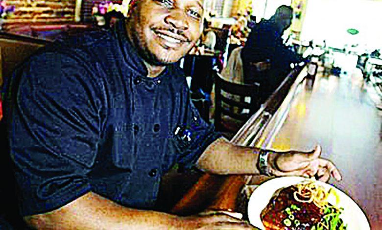 Chef Donnell Long, owner of Olde Town Inn (Courtesy of OTI)