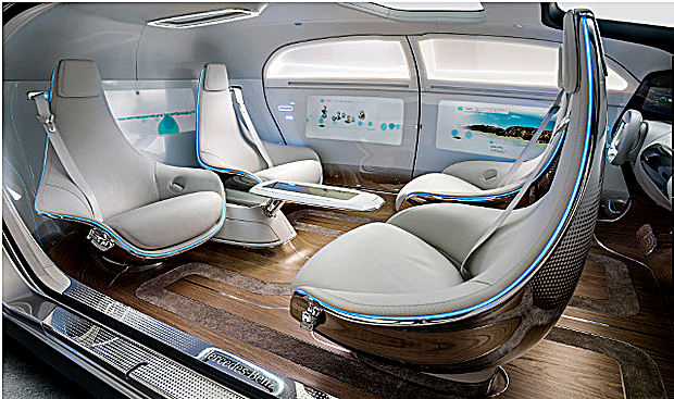 Photo of Driverless Vehicles Coming to Public Transportation