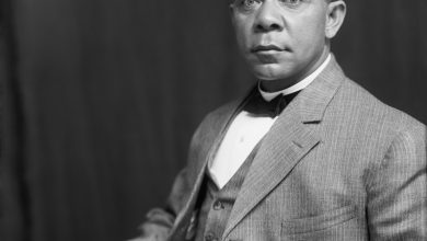 Photo of Booker T. Washington: From Slavery to Presidential Adviser