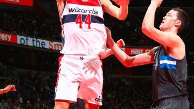 Photo of Bogdanovic, Beal Lead Wiz Comeback Win Over Magic
