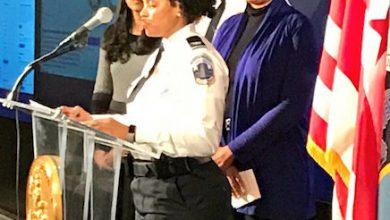 Photo of D.C. Mayor, Police Tout Tech-Savvy Crime-Fighting