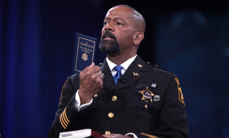 Milwaukee Sheriff David Clarke