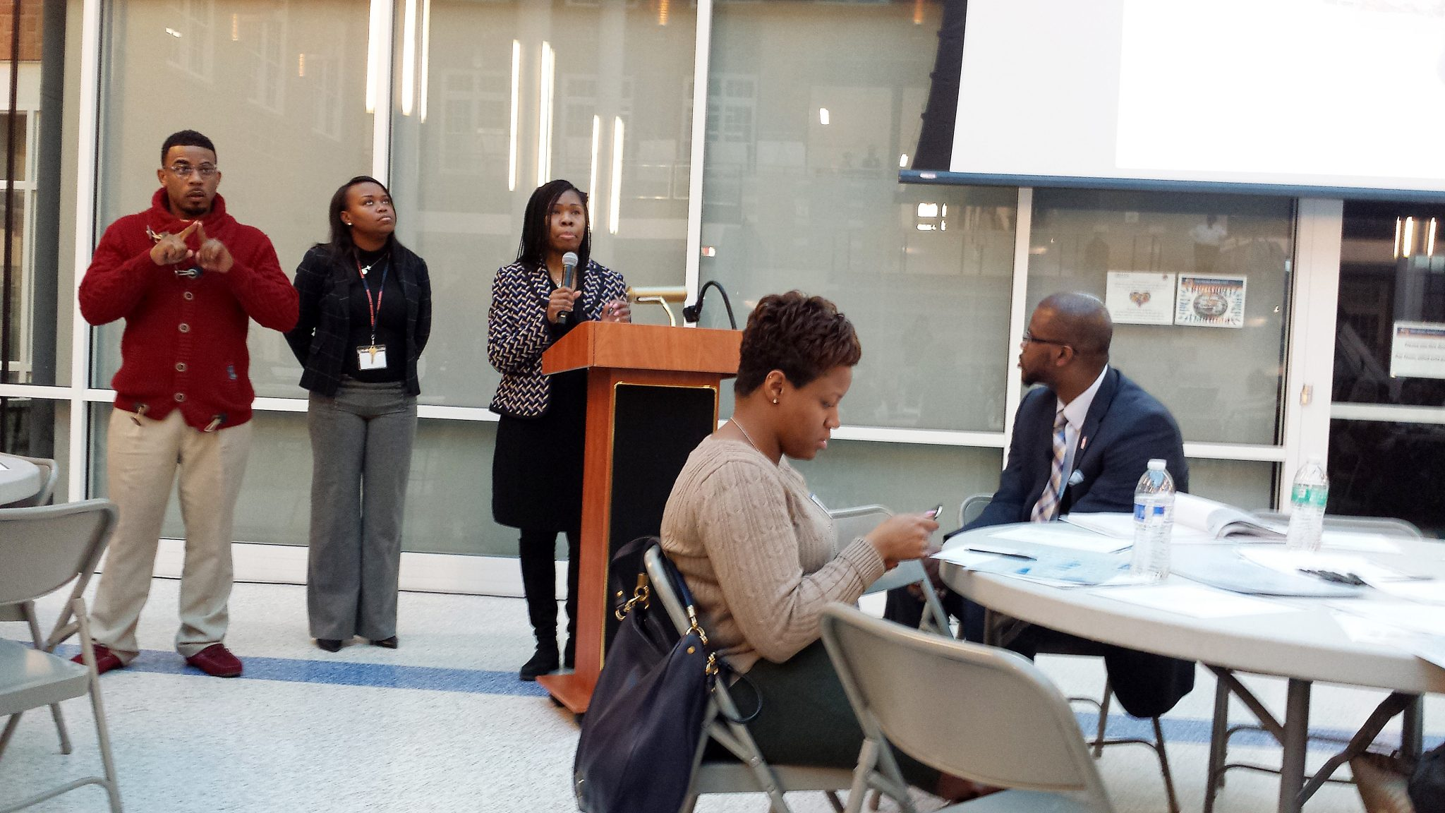 Photo of New Schools Chancellor Rolls Out Focus, Plans for DCPS