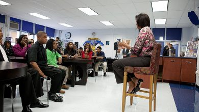 Photo of D.C. EDUCATION BRIEFS: Ballou Senior Class Aims High