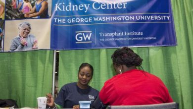 Photo of GW/Ron and Joy Paul Kidney Center, GW Hospital Transplant Institute Aims to Educate about Kidney Disease
