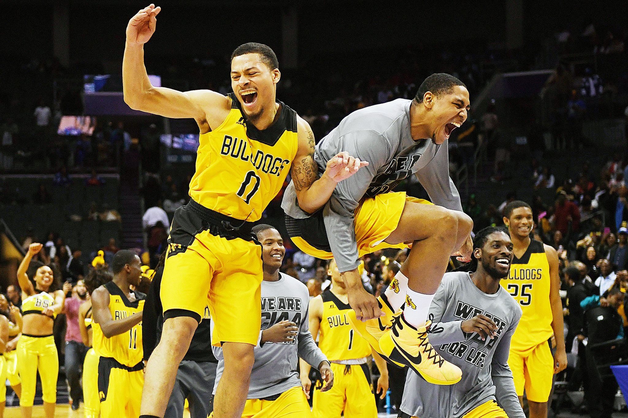 Photo of Bowie State University Wins Third CIAA Championship