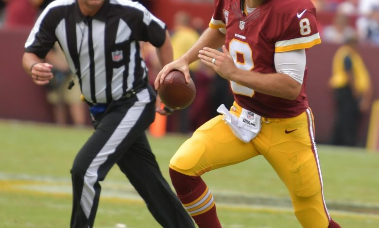 Photo of Redskins Place Franchise Tag on Kirk Cousins