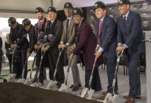 Photo of D.C. United Officially Break Ground on Audi Field