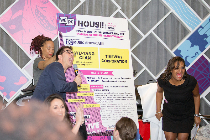 Photo of The Best of D.C. Heads to SXSW