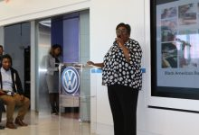 Photo of Volkswagen Welcomes Black American Racers to Herndon Headquarters for Black History Month