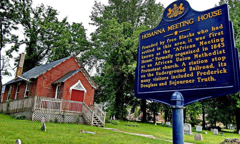 The historic Hosanna School celebrates its 150th anniversary. (Courtesy photo)