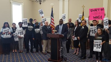 Photo of Md. Business Community Pushes Lawmakers on $15 Minimum Wage