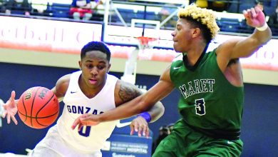 Photo of Gonzaga, St. John's Capture DCSAA Basketball Championships
