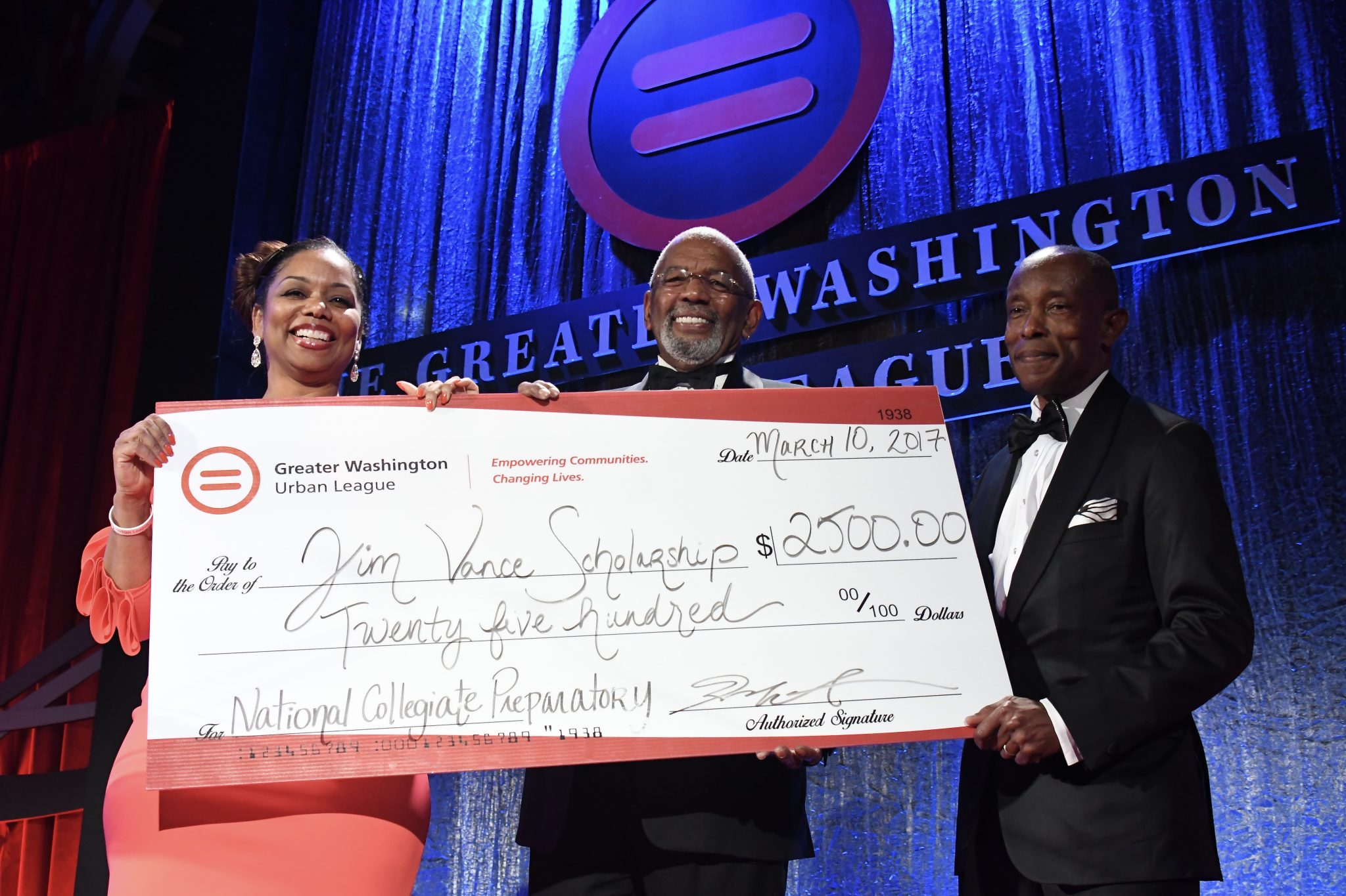 Photo of 45th Annual GWUL Whitney M. Young, Jr., Memorial Gala – Photos by Washington Informer Photographers