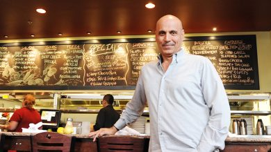 Andy Shallal, a first-generation Iraqi-American and the owner of Busboys and Poets, said that, as an immigrant, he had to speak up for immigrant rights in the current political climate in the U.S. (Freddie Allen/AMG/NNPA)