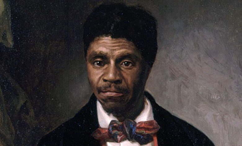 Dred Scott, oil on canvas by Louis Schultze, 1888. (David Schultz/Missouri Historical Society/Wikipedia Commons)