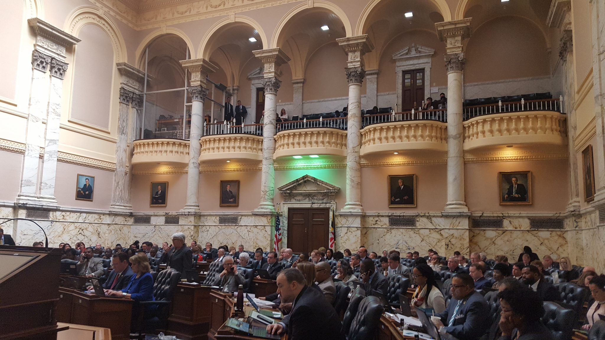 Photo of Maryland House Approves Paid Sick Leave