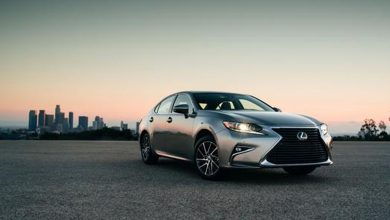 Photo of Lexus ES 350 Restyled for 2017