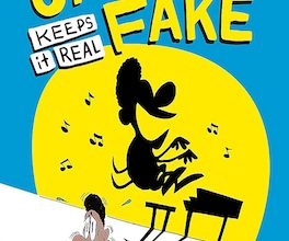 Photo of BOOK REVIEW: 'Jake the Fake Keeps It Real' by Craig Robinson and Adam Mansbach, Art by Keith Knight