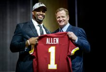Photo of Redskins Draft DL Jonathan Allen With No. 17 Overall Pick